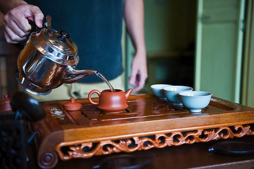 Tea-Preparation
