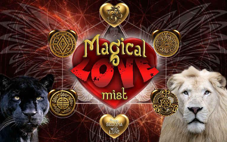 Magical LOVE mist